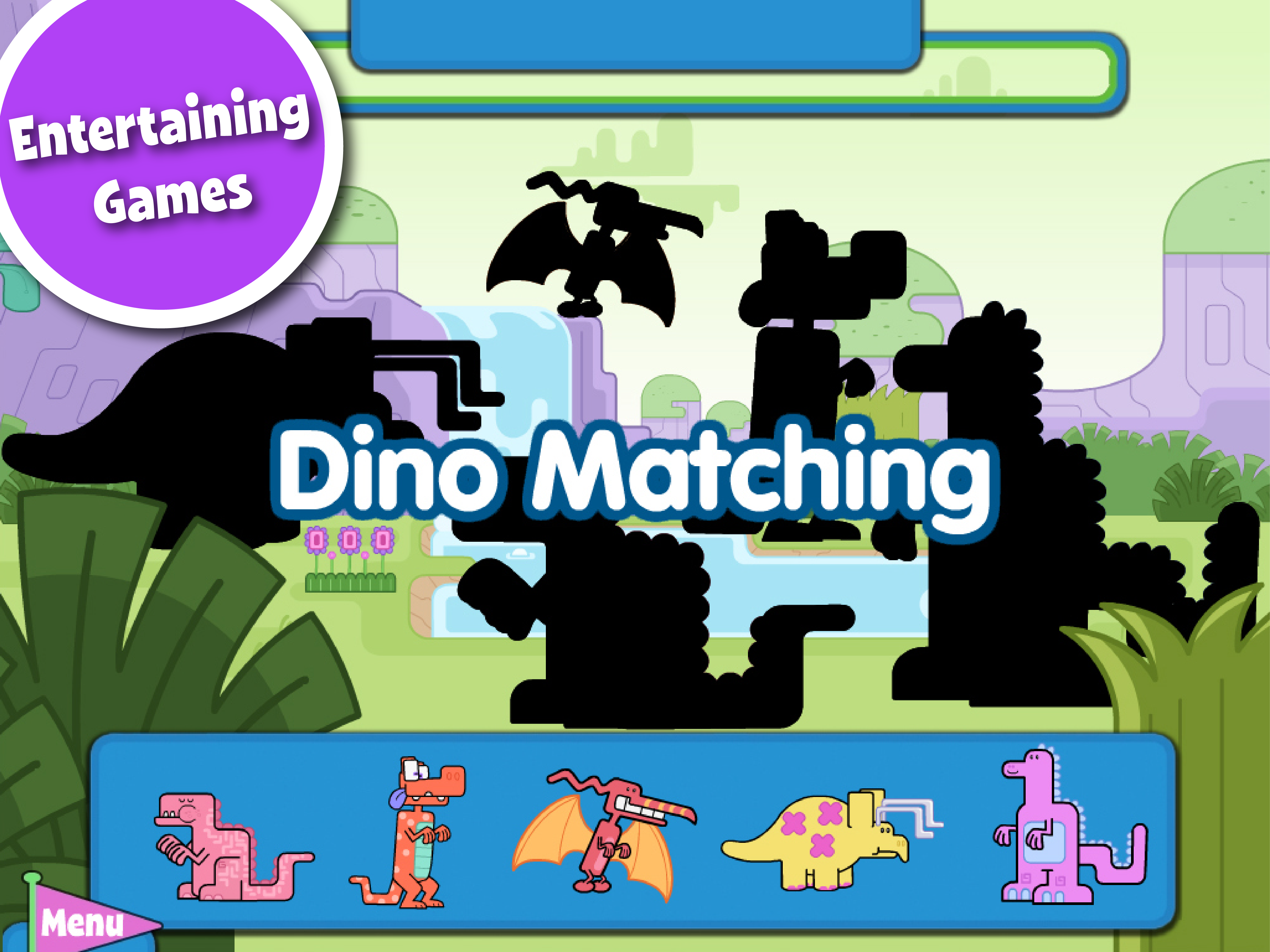 Ipad Games For Young Kids