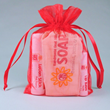 Goat Milk Stuff Beauty Packs with scented soap, body lotion stick and lip balm, makes a great Valentine's Day present.