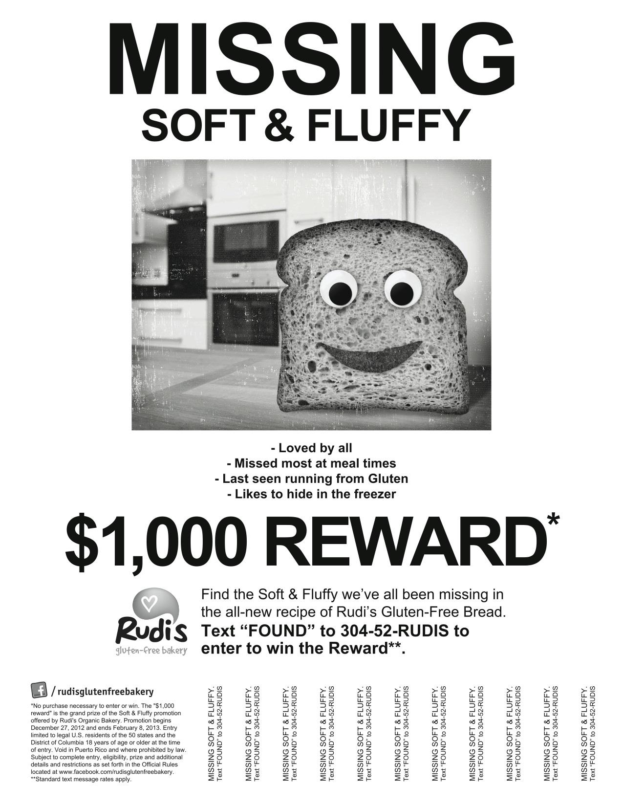 Call For Assistance  Rudi U2019s Gluten
