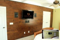 National Hardwood Flooring Ociation Accent Wall System