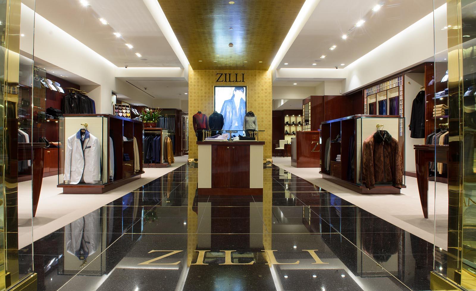 Streetsense Designs Second U S Store For Luxury Men S