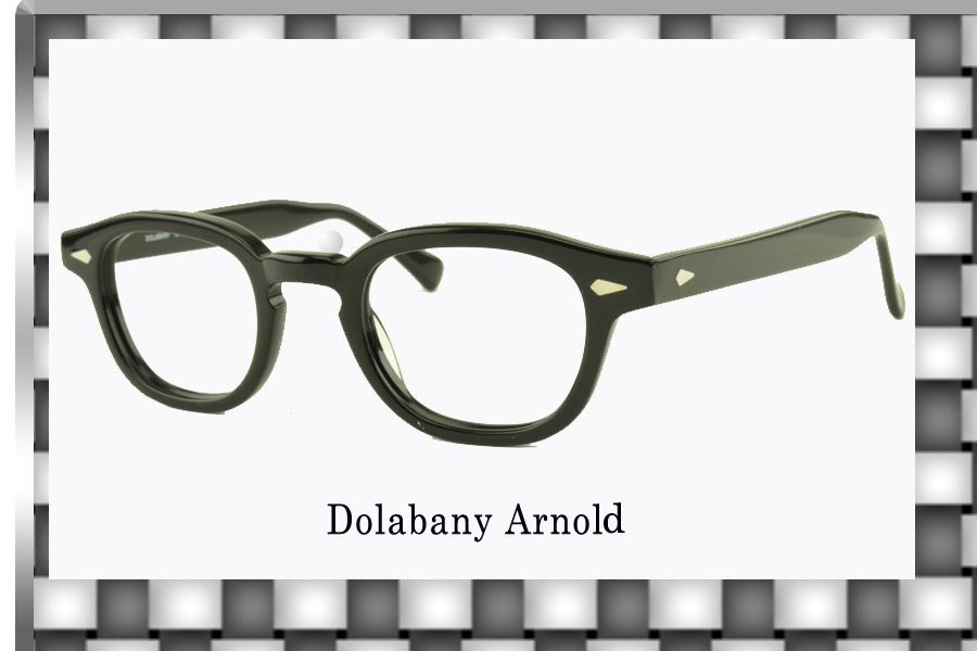 b4095718e89 Dolabany Eyewear Collection - The ArnoldDolabany Arnold Black Best Image  Optical
