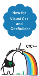 PVS-Studio now for C++Builder and Visual C++