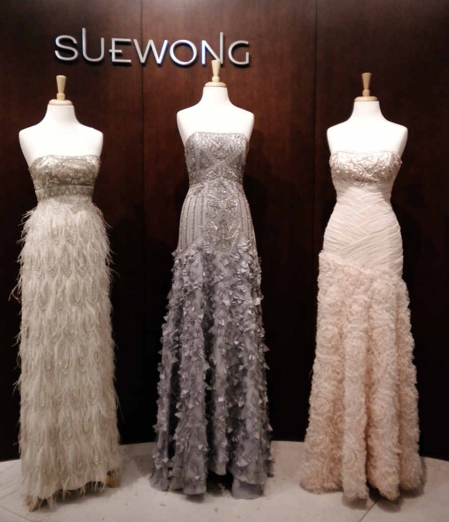 Sue Wong's Latest Evening Dresses Arrive In Stores To