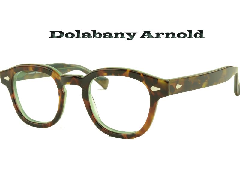 5ed81b98258 Dolabany Eyewear Collection - The ArnoldDolabany Arnold Best Image Optical
