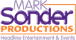 Logo of Mark Sonder Productions, Inc. - The Award Winning Event Entertainment Producer