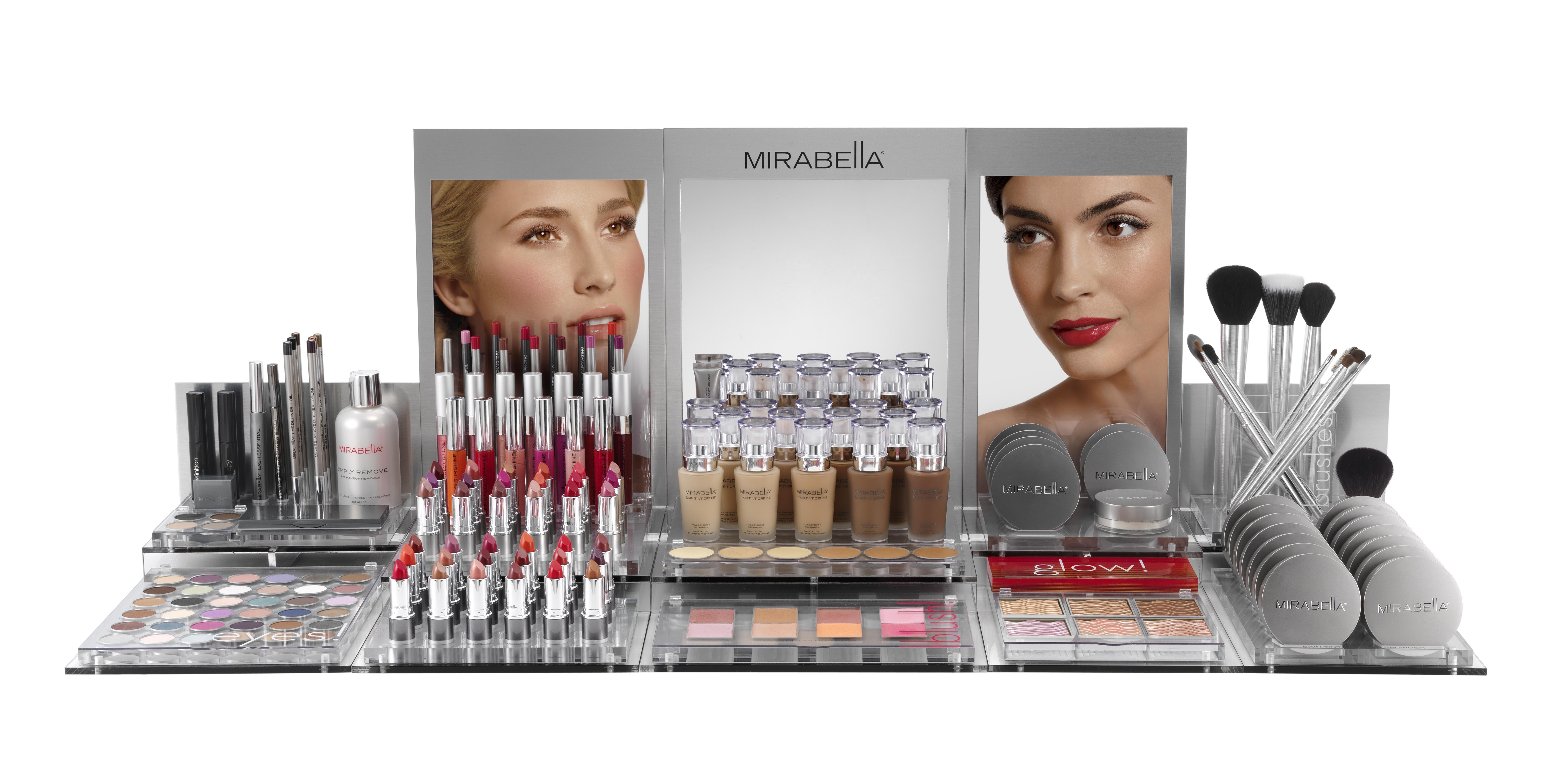 Mineral Makeup Brand Mirabella Launches