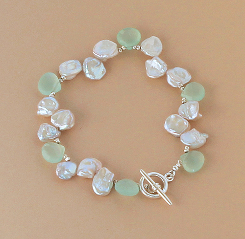 Bridesmaid Gifts Beach Wedding: Beach Wedding Jewelry—Beth Devine Designs Presents New