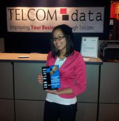 Lisbette Rivera, Intern at Telcom & Data Inc.