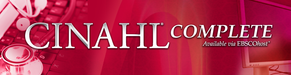 EBSCO Publishing Releases CINAHL® Complete™—The Most Comprehensive Database  for Nursing and Allied Health Professionals