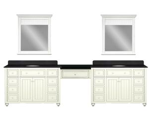 Homethangs Introduces New, Customizable Bathroom Vanities ...