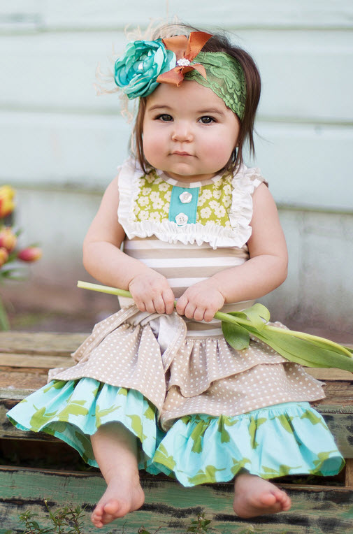 b19508677aee Lou Lou DressBeautiful Inside & Out Persnickety Clothing Company, Boutique Baby  Clothing ...