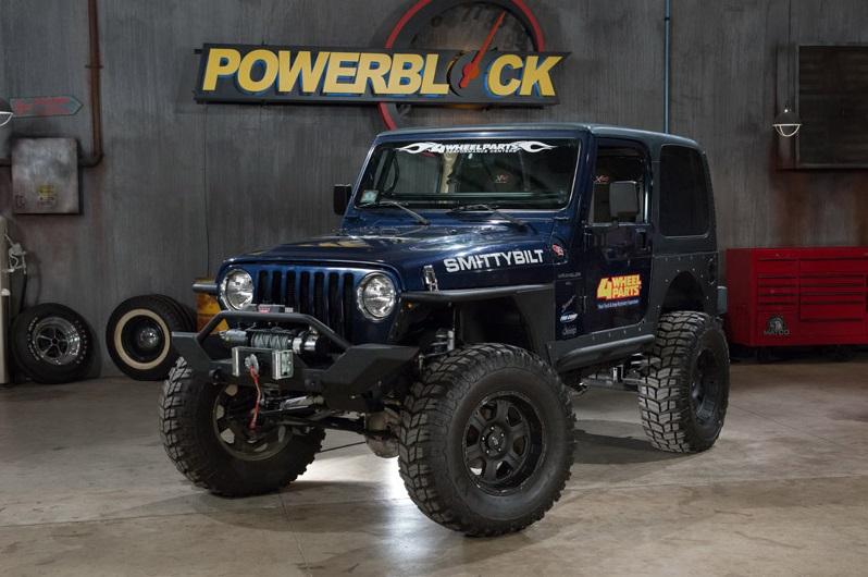 Jeep lj giveaway