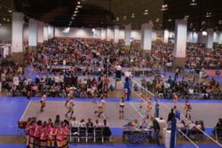 SnapSports volleyball surfacing at the Colorado Crossroads Junior National Qualifiers
