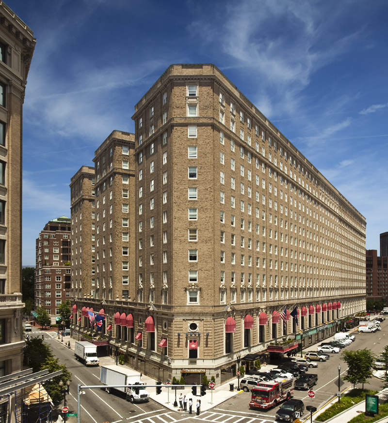 Some Of The Most Luxurious Guest Rooms In Boston Are Found At Park Plaza Hotel Towers