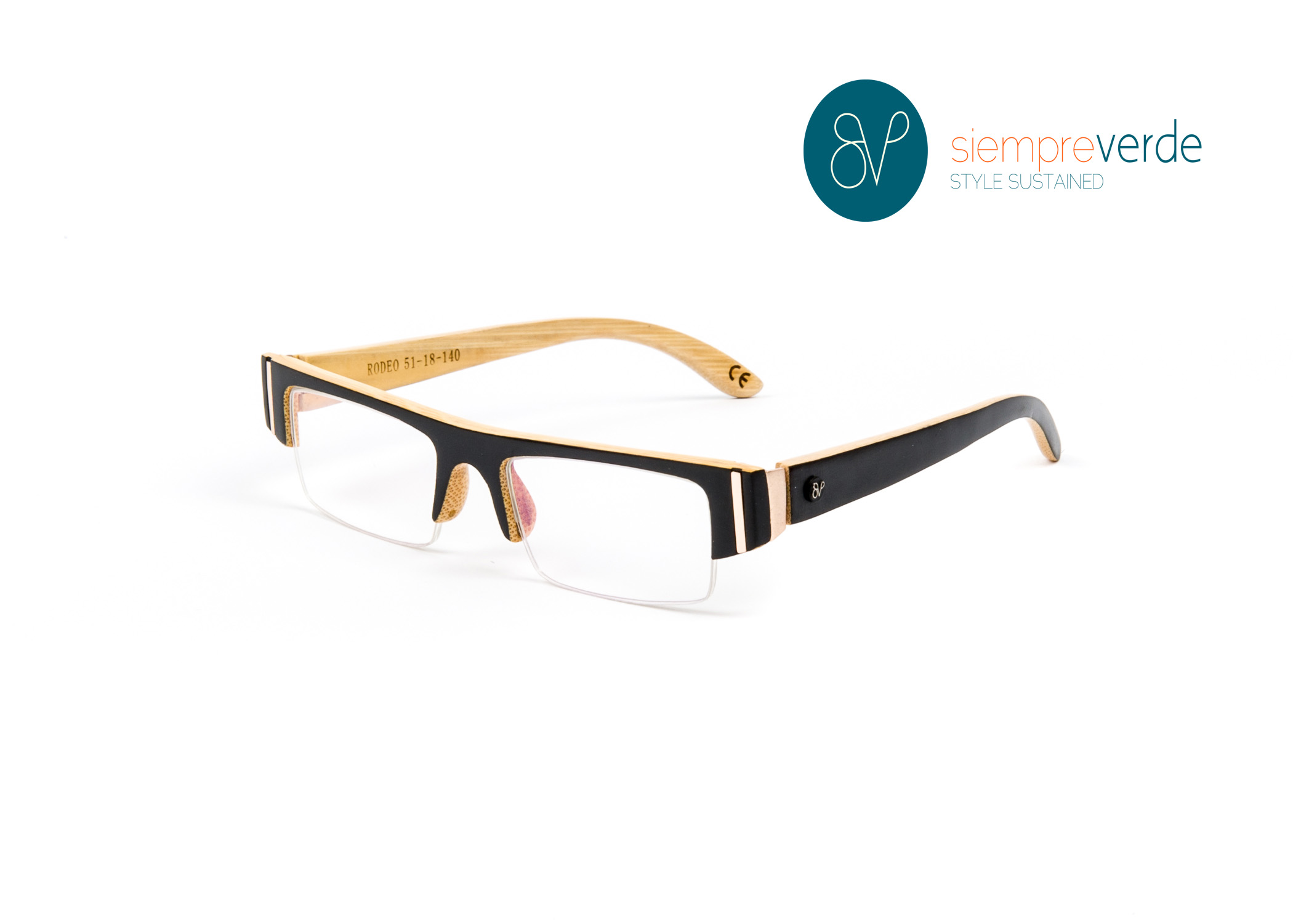 71133cef066 Siempre Verde Launches the Madera Collection  Wood Eyewear with Style