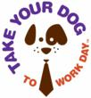 Take Your Dog To Work Day® logo