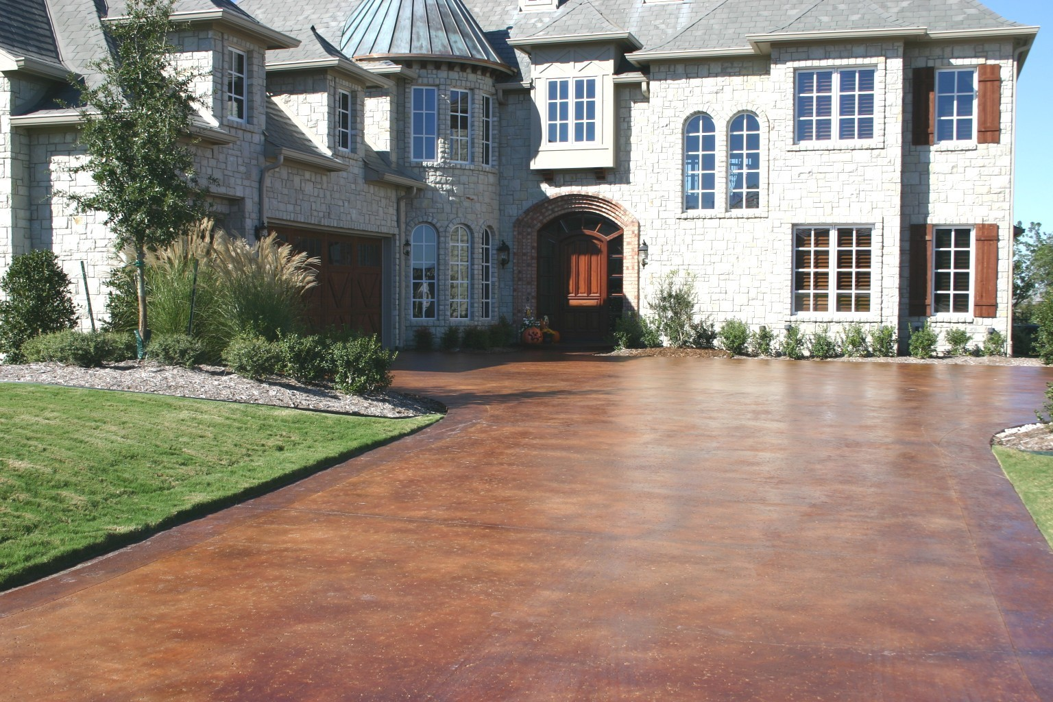 Concrete Stain Manufacturer, Concrete Camouflage® Quietly Has Major