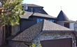 GAF Grand Canyon Golden Pledge shingle installation by Chandler's Roofing in Manhattan Beach, CA