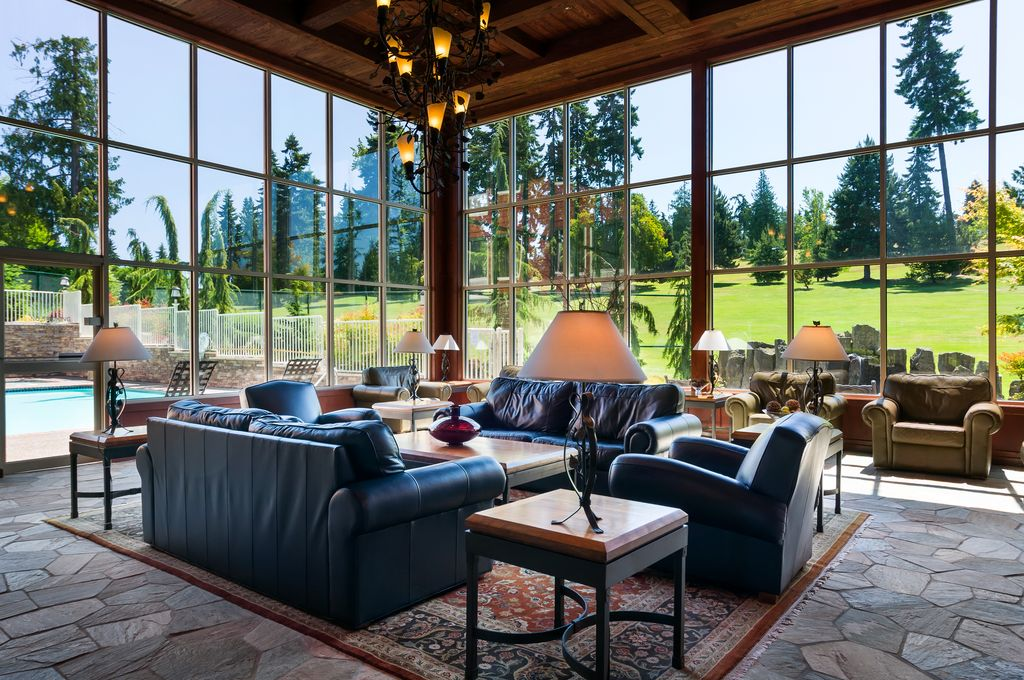 Olympic Lodge Reveals Undiscovered Pacific Northwest