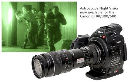 Sofradir Ec S Introduces Astroscope Night Vision Module