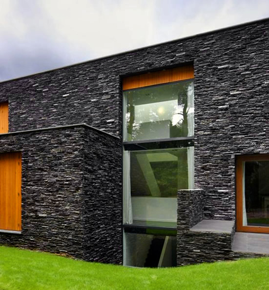 New Slatestone Siding Panels From Fauxpanels Com Offer A