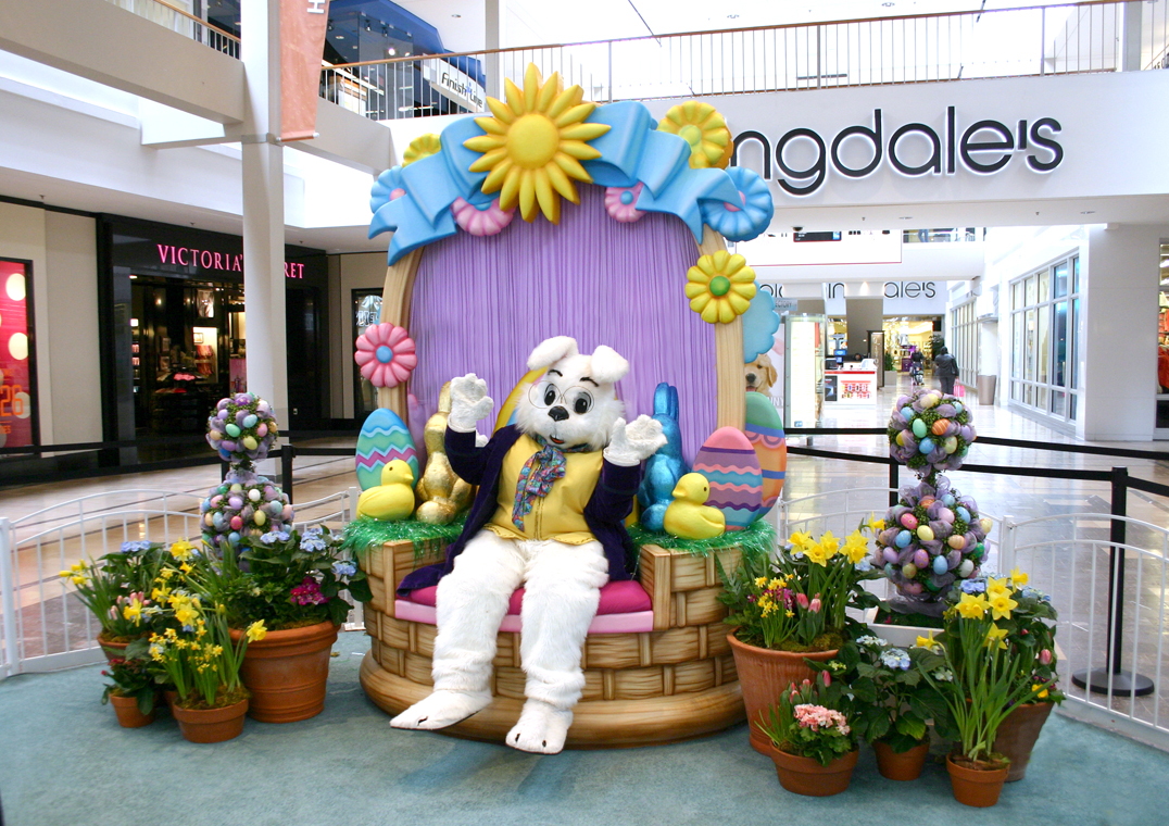 Easter Décor Created by Center Stage Productions Defines ...