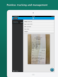 The Shoeboxed Receipt Tracker for iPad
