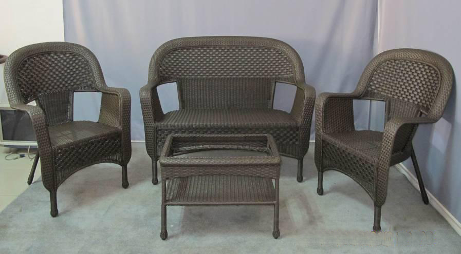 Gentil Clearance Wicker Furniture SetClearance Wicker Furniture Set