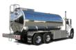diesel exhaust fluid DEF insulated stainless steel tank wagon