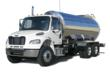 insulated stainless steel DEF Diesel Exhaust Fluid tank truck