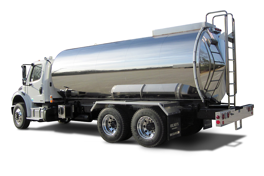 Diesel Exhaust Fluid >> Oilmen's Truck Tanks Introduces 3rd Generation DEF (Diesel Exhaust Fluid) Insulated Tanker