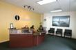 The front office of SF Custom Chiropractic
