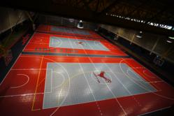 University of Puerto Rico New SnapSports Gym