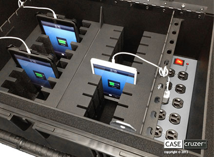Casecruzer 20 Pack Ipad Mini Mobile Charging Station