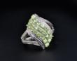 Ambanja Demantoid Garnet Ring