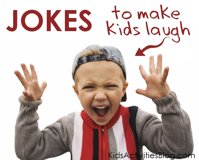 Foolproof Ways To Make Kids Laugh And A Laundry List Of ...