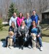 Guiding Eyes for the Blind congratulates its newest Heeling Autism graduates.