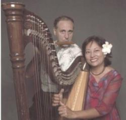 Hawaii Wedding Harpist Bernice Roberto