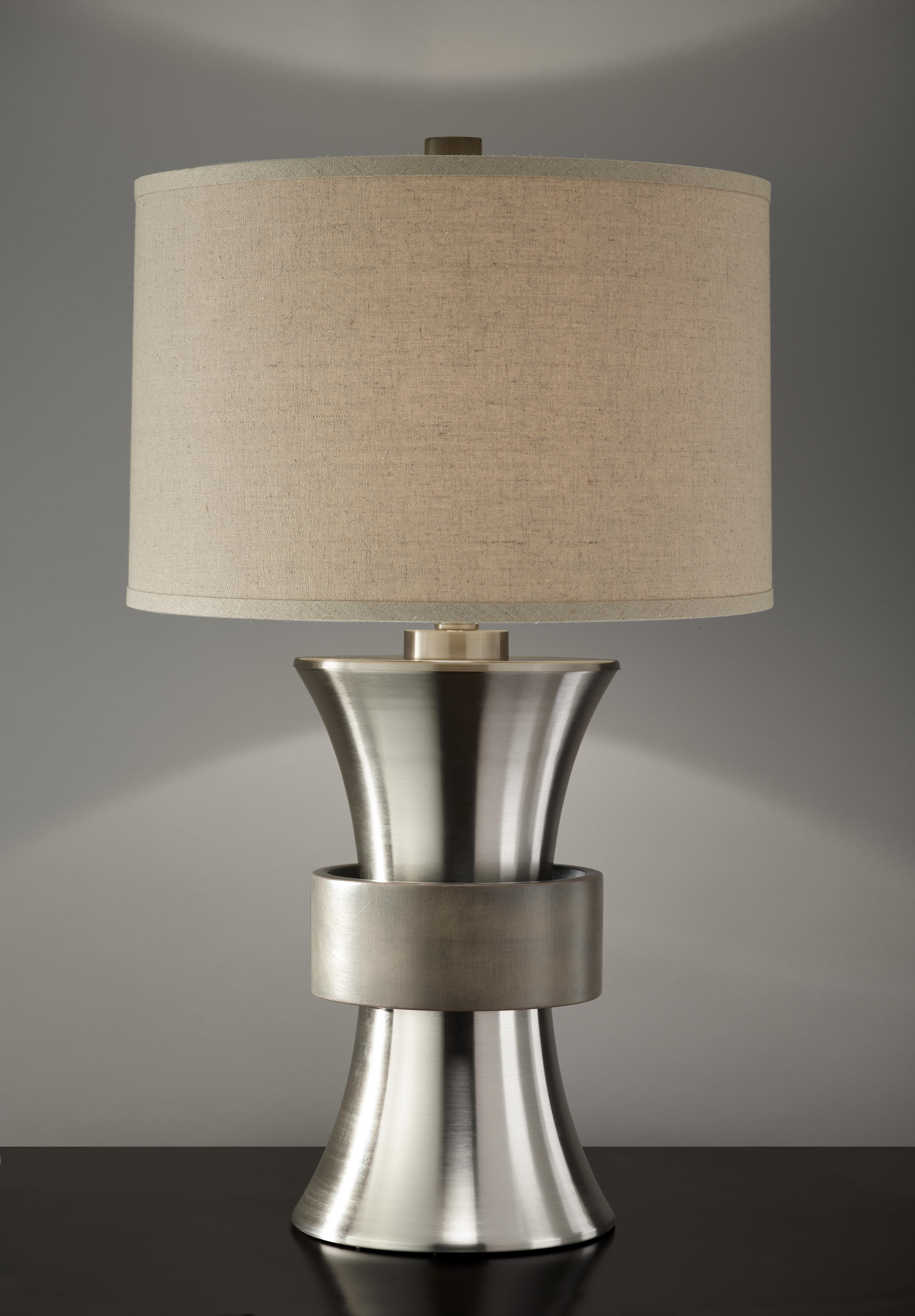 Feiss to debut new lamps and mirrors at spring high point market the new laurie table lamp by feiss aloadofball Images