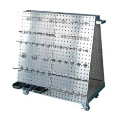 Stainless Steel Tool Carts From 5s Supply