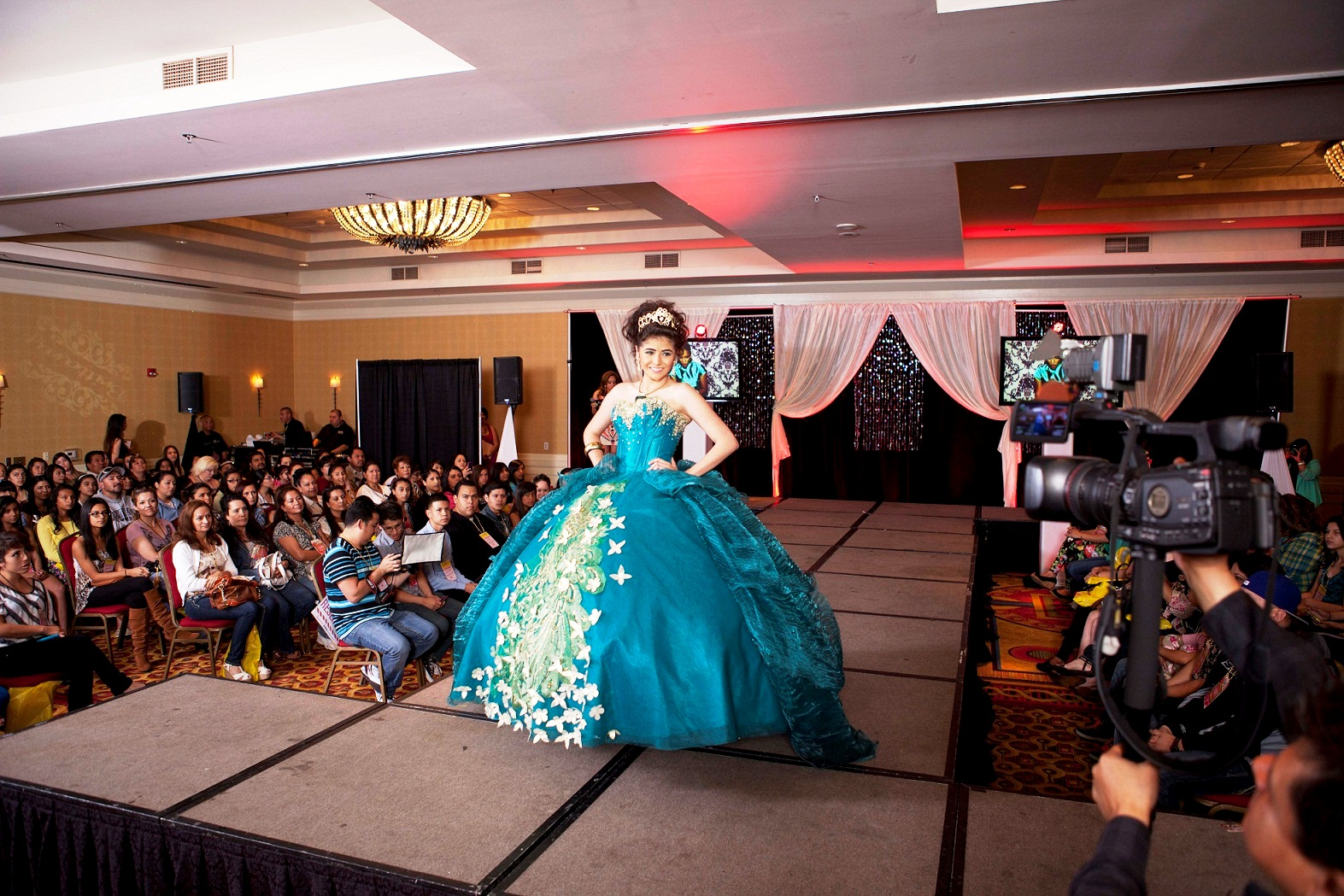 Quinceanera Com Expo Delivers A Stunning Showcase To