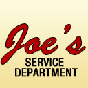 Joe's Service Department