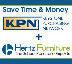 Hertz Furniture has been named the exclusive office and school furniture contract vendor for KPN.