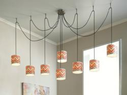 Lamps Plus Introduces New Multi Swag Chandelier