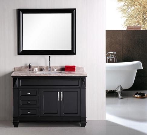 Attirant Hudson Transitional Bathroom Vanity From Design Element ...