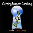 Google+ Community for Cleaning Companies called Cleaning Business Coaching lead y Online Marketing Muscle