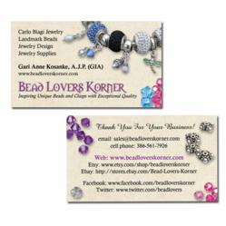 Bead Lovers Korner Handcrafted, Beaded Jewelry