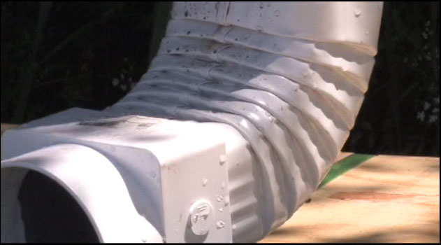 Preparing For Spring Storms Gutter Downspout Drainage