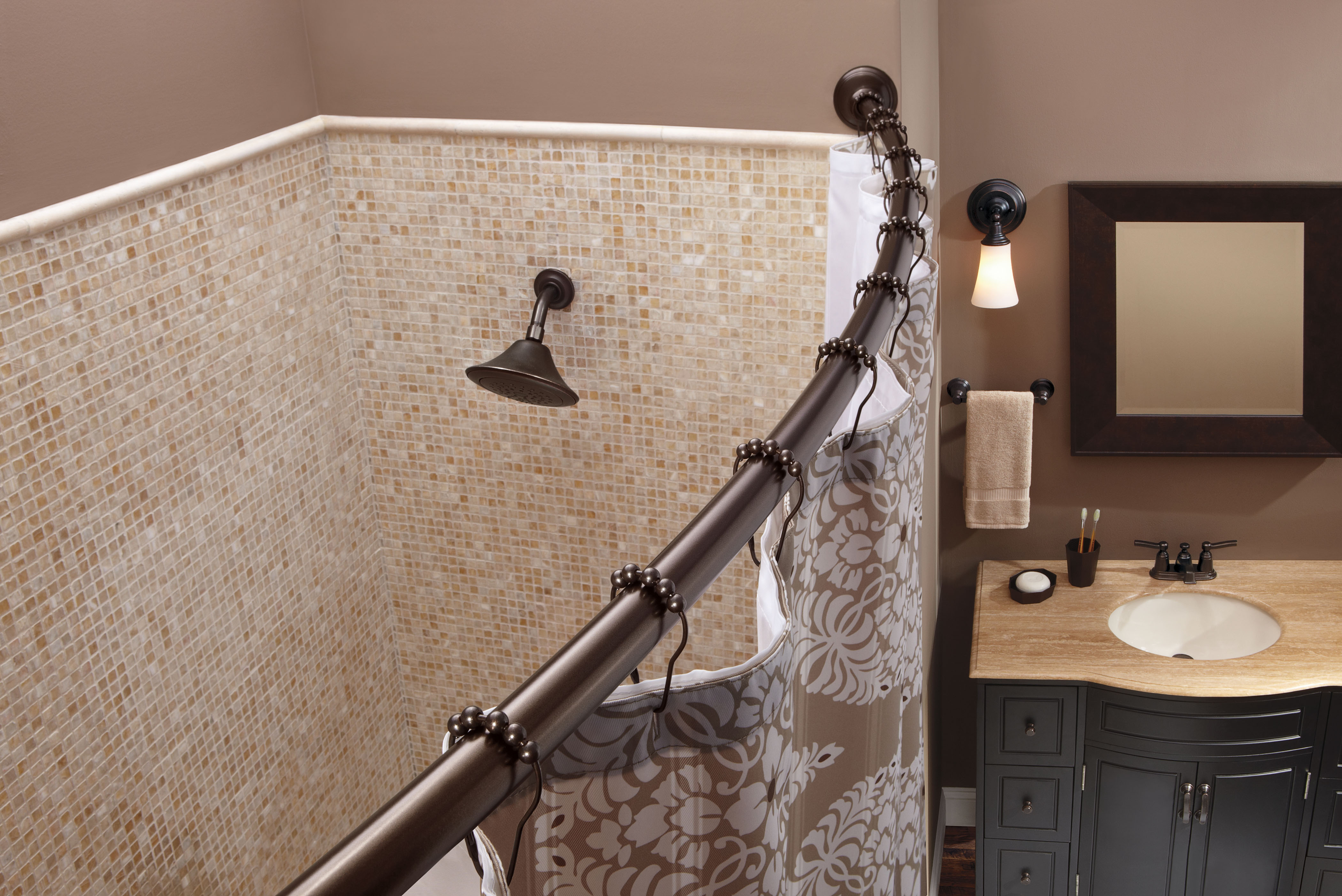 Consumers Can Easily Expand the Overall Shower Space with the New ...